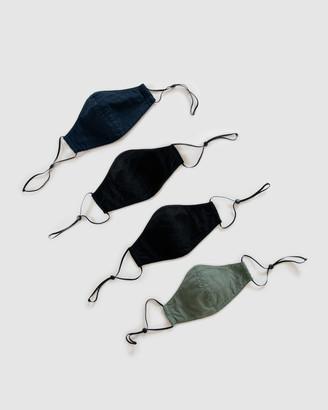Primness Face Masks - 4 Pack