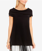 Vince Camuto Cotton Off-The-Shoulder Sweater
