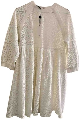 Eleven Paris White Lace Dress for Women