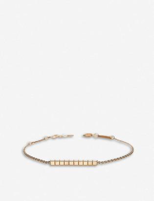 Chopard Ice Cube Pure 18ct rose-gold bracelet
