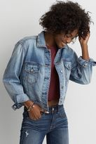 American Eagle Outfitters AE Classic Denim Jacket
