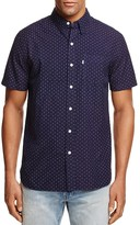 Levi's Sunset Triple Dot Regular Fit Button-Down Shirt