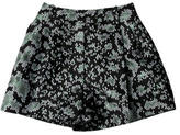 3.1 Phillip Lim High-Rise Patterned Shorts w/ Tags