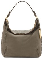 Vince Camuto Tatia Leather Hobo Bag - Green