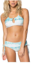 O'Neill Women's Eclipse Halter Bikini Top - Coastal Blue Separates