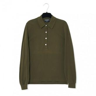 Hermes Khaki Cotton Top for Women