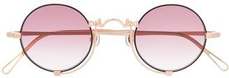Matsuda Circle Frame Sunglasses