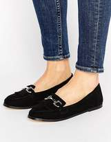 London Rebel Fringe Loafer