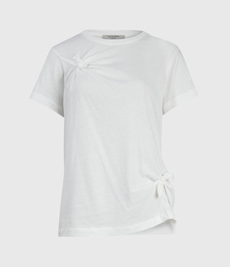 AllSaints Olivia Knot T-Shirt