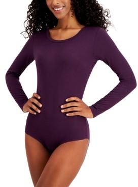 32 Degrees Scoop-Neck Bodysuit