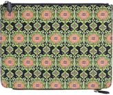 Givenchy carpet print pouch - men - Leather - One Size