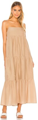 L'Academie The Kiyama Maxi Dress