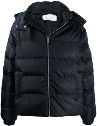 Alyx Neck-Strap Quilted Coat
