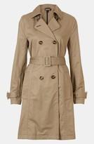 Topshop 'Girlie' Trench Coat