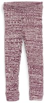 Tea Collection Sweater Knit Leggings (Baby)