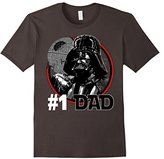 Star Wars Darth Vader #1 Dad Father's Day T-Shirt