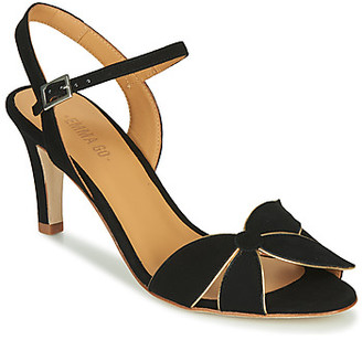 Emma.Go Emma Go SELENA women's Sandals in Black