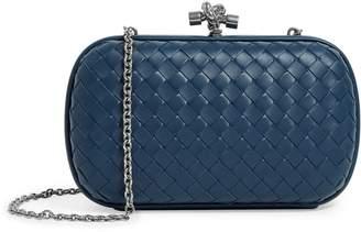 Bottega Veneta Chain Knot Clutch Bag