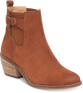 Lucky Brand Women's Khoraa Block-Heel Booties