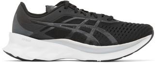 Asics Black Novablast Sneakers