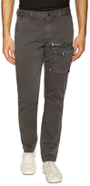 Michael Bastian Zip-Snap Cargo Pants