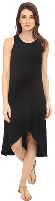 Splendid Women's Jersey Layered Dress