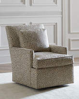 John-Richard Collection Pebble Swivel Chair