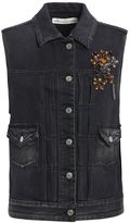 Golden Goose Deluxe Brand Gilet Denim