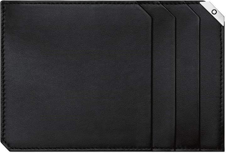 Montblanc Urban Spirit Leather Zip Card Holder