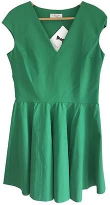 Green Cotton L'atelier De Camille Dress for Women