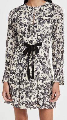 Jason Wu Tuck Sleeve Dress