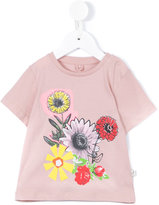 Stella McCartney floral print T-shirt - kids - Cotton - 6 mth
