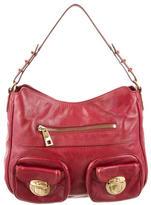 Marc Jacobs Leather Angela Bag