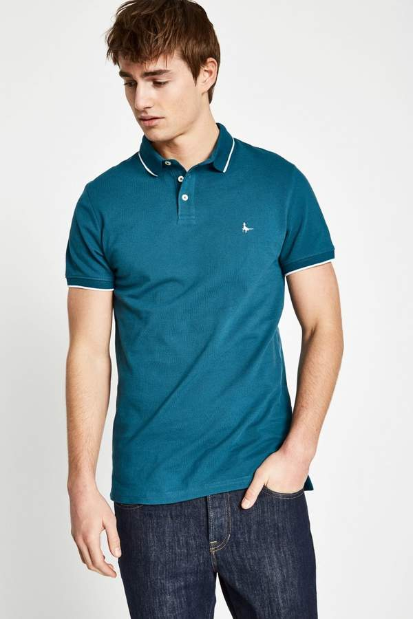 Jack Wills Edgware Tipped Polo