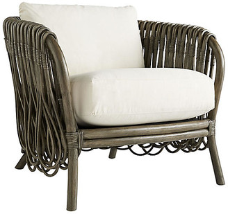 Arteriors Strata lounge chair - Natural