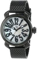 Mother of Pearl Giulio Romano Women's GR-7000-13-001 Rimini Dial Black Ion-Plated Watch