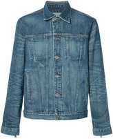 Hudson denim jacket - men - Cotton/Polyurethane - S