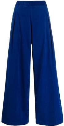 Semi-Couture Semicouture wide leg trousers