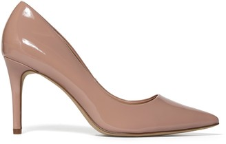 Forever New Diego Stiletto Pointed Court Heels - Nude - 41