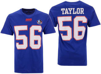 Majestic Men Lawrence Taylor New York Giants Hall of Fame Eligible Receiver Triple Peak T-Shirt