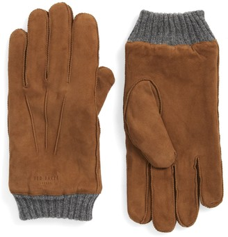 Ted Baker Suede Gloves