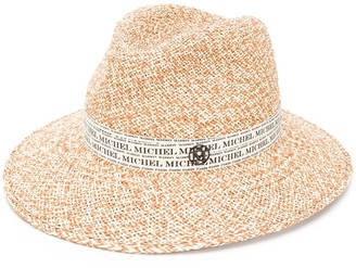 Maison Michel Henrietta panama fedora hat