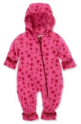 Playshoes Baby Fleece-Overall Sterne Snowsuit,(Size: )