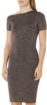 Reiss Luna Shimmer Knit Dress