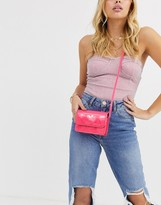 Asos Design DESIGN mini cross body bag