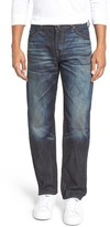 AG Jeans 'Graduate' Slim Straight Leg Jeans (6 Years Objective)