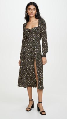 Reformation Wallflower Dress