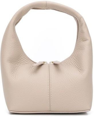 Mini Double Zip Tote Bag