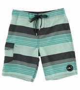 O'Neill Boy's Santa Cruz Stripe Board Shorts