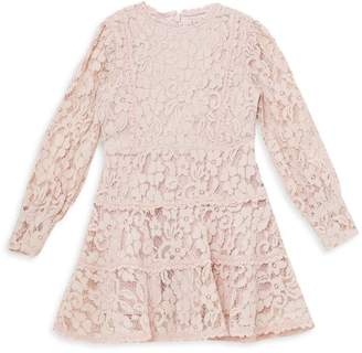 Bardot Junior Girl's Aria Lace Dress
